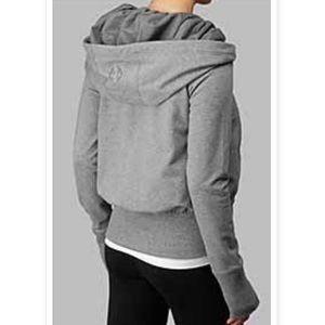 Lululemon RARE Exhale Hooded Jacket
